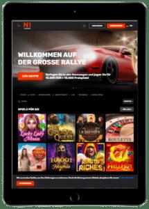 N1 Casino mit Handyrechnung Bezahlen Österreich